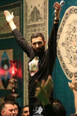 محمد حسین حدادیان-شب قدر ۱۹ رمضان ۱۳۹۶-هیئت رزمندگان