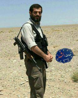 سیستان وبلوچستان  مبارزه با تروریست ها ی داعش در چابهارشهیدحسن عشوری 'سرباز گمنامی  که درمقابله باخوارج  زمان فزت ورب الکعبه خواند واسمانی شد @iribnewssb