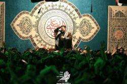 حاج سعید حدادیان و محمد حسین حدادیان-شب قدر ۲۱ ماه رمضان ۱۳۹۶-هیئت رزمندگان