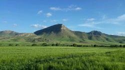 #hamrah1 _کوه زرین بهار 95 - استان کرمانشاه - شهرستان هرسین . لطفا اگر به نظرتون زیبااست لایک کنید ممنون.
