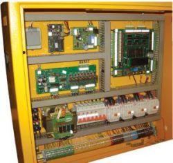 یک مدل از تابلو برق بالابر