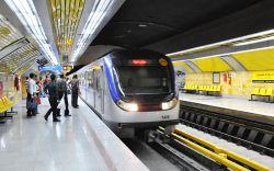 مترو تهران از ۹ صبح روز جمعه ۲ تیرماه تا پایان مراسم، در تمام خطوط به صورت رایگان خدمات ویژه ارائه میدهد.