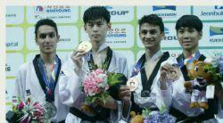 کسب مدال نقره توسط آرمین هادی پور رو تبریک میگم امروز ساعت 14:30 مسابقات تکواندو ازشبکه ورزش پخش میشه