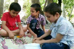 عید فطر ۹۶ دولت آباد