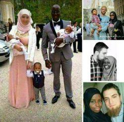 """هیچ تعصبی در اسلام نیست فقط اینکه  """"مردان پاکیزه برای زنان پاکیزه هستند"""""""