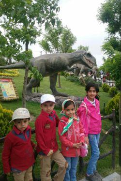 یه روز به یادماندنی در پارک ژوراسیک سال ۹۵