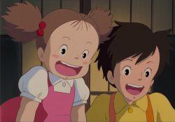 انیمیشن همسایه من توتورو