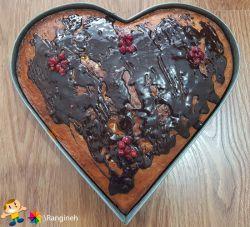 اولین طبخ در فِر جدید! #کیک ☻