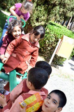 اردوی مدرسه عکاس :آزاده نادی