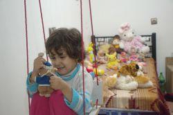 عروسک ها هم چشم به راه مانده اند عکاس:آزاده نادی