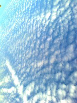 آسمان و ابر های زیبا