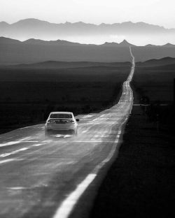 جاده ای بسیار زیبا در دل کویر، جاده انارک در #اصفهان