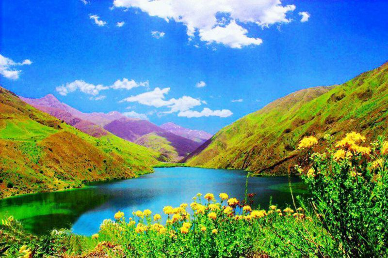 دریاچه آب شیرین گهر، دورود #لرستان