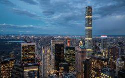 ساختمان 432 پارک اَوِنیو (432 Park Avenue) در شهر #نیویورک با 426 متر ارتفاع بلندترین ساختمان مسکونی جهان می باشد.