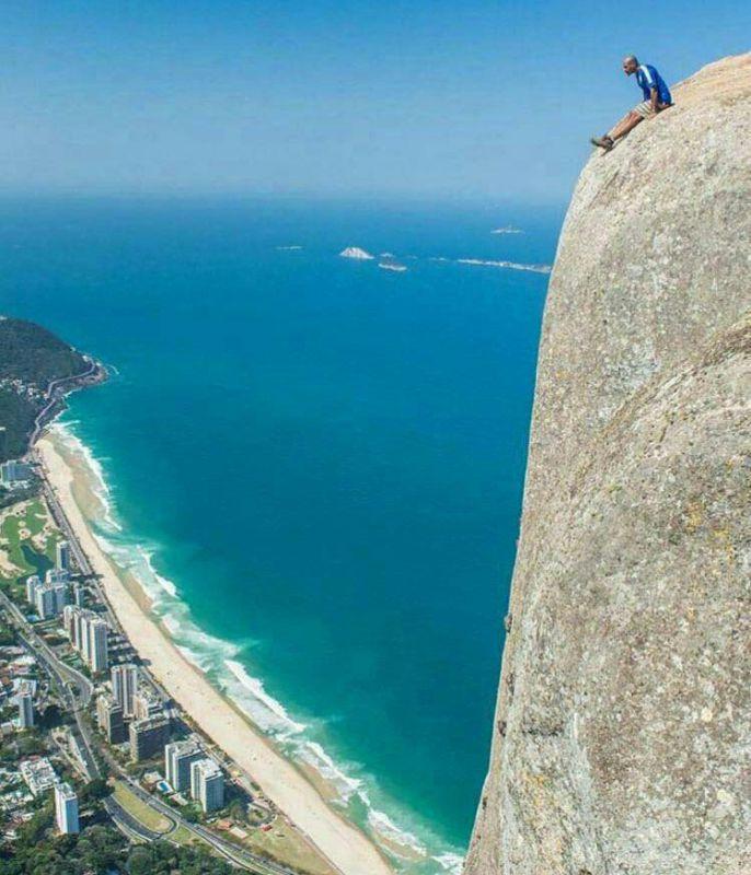 نمایی شگفت انگیز و زیبا از ساحل #برزیل