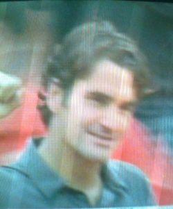 راجر فدرر سویسی  قهرمان تنیس