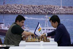 استاد بزرگ پرهام مقصودلو در بخش بلیتس بدون شکست با امتیاز 5.5 بهترین بازیکن  تیم ایران در جام ستارگان 2017 بود ارسال توسط آکادمی آموزش شطرنج از راه دور chessok.ir
