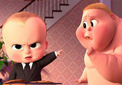 انیمیشن بچه رئیس