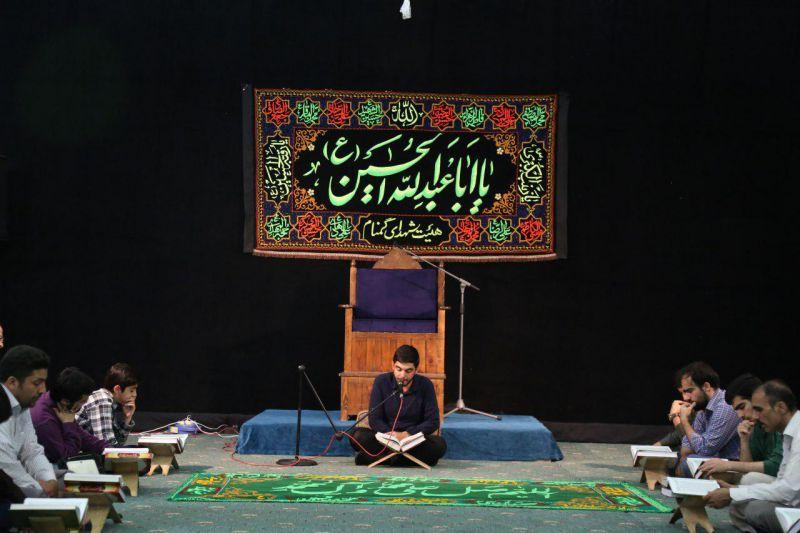 پنج شنبه 22 تیرماه ۱۳۹۶ - ساعت ۲۱ سخنرانی : حجت الاسلام پناهیان مداحی : حاج میثم مطیعی