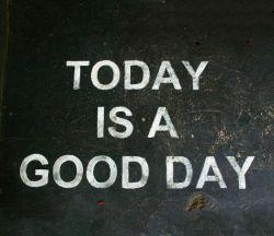 امروز یک روز خوبه..