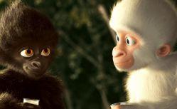فیلم سینمایی انیمیشن گوریل برفی