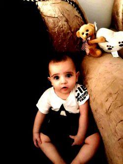 محمد طاها... خوشگل منه.... چشاشو نگاه