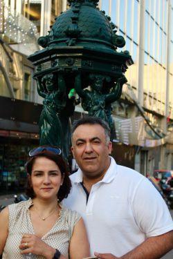 Maman and Baba