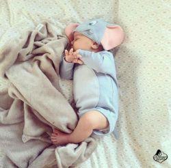 #نینی #خواب