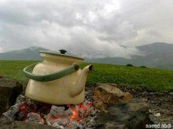 یک روز خوب در طبیعت Qareh Segher