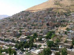 شهر پاوه در استان کرمانشاه