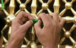 کرامتت    به جمادات هم                   سرایت کرد / که پشت    پنجره فولاد تو                  طلا شده ام / #السلام_علیک_یاغریب_الغرباء