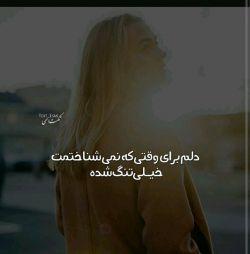 عشقت را نصیب کسی کن که لایق ان باشد،نه تشنه ان زیرا هرتشنه ای روزی سیراب میشود...✔