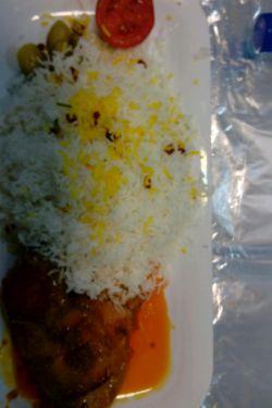 غذای مهمانسرای امام رضا(ع)