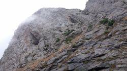 یکی از کوه های اطراف قلعه بابک خرمدین