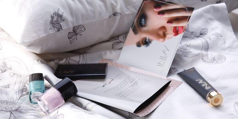 این لی، زیبایی طبیعی   #محصولات_آرایشی #این_لی ، #بدون_سرب و #بدون_پارابن#ساخت_ایران  برای خرید آسان و سریع محصولات این لی به فروشگاه اینترنتی طبیعت شاپ مراجعه  www.tabiatshop.com آدرس وب سایت: www.inlaycosmetics.com
