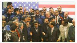 حسن اسدی زیدآبادی: مملکت دست کسی بود که برای عکس گرفتن با کشتیگیرهای تیم آمریکا سرودست میشکوند. فقط قدش کوتاه بود نمی تونست سلفی بگیره!  احمدی نژاد یک اصولگرا و طرفدار ولایت فقیه
