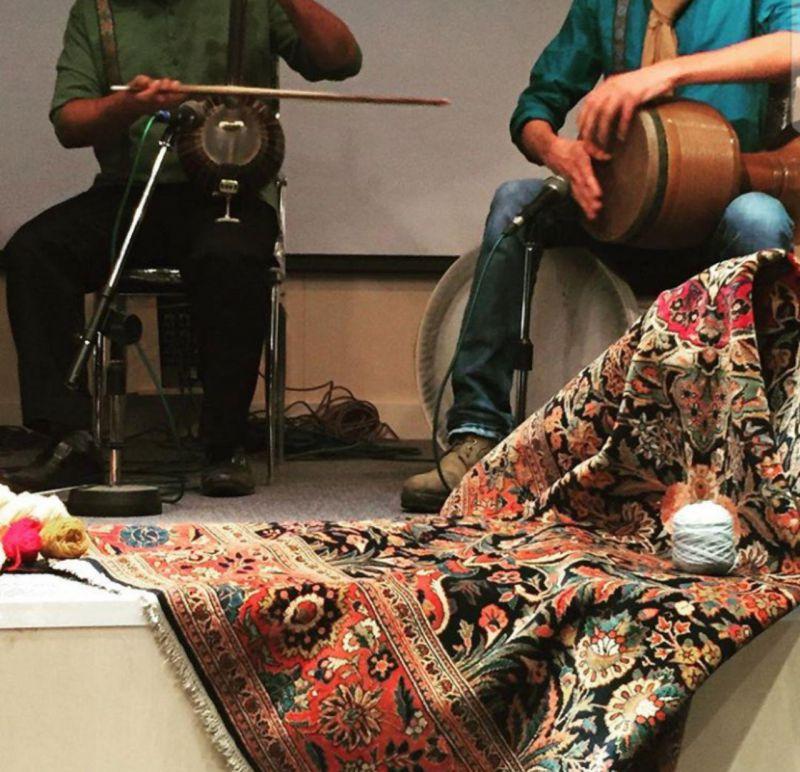 همنشینی رنگها را میشنوم   www.arias.ir
