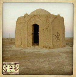 آتشکده ورمال _سیستان مربوط به دوران ساسانی