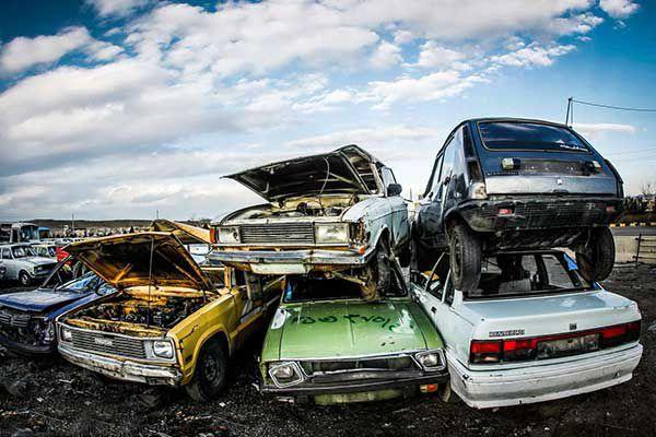 700 هزار خودروی فرسوده در سال 1396 اسقاط میشود https://goo.gl/5hZiRF