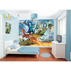 www.kidsdecor.ir -پوستر اتاق کودک