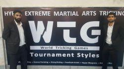 تریکینگ اولین و تنهاترین سبک رزمی نمایشی در جهان این سبک هیچ شعبه مشابه به خودش را در جهان ندارد!  www.tricking.ir