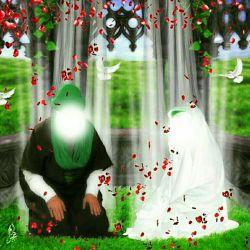 لباس یاس بر تن کرد زهرا ، کنار دست او بنشست مولا، محمد خطبه خواند زهرا بلی گفت ،غلط گفتم بلی نه یا علی گفت . . .سالروز ازدواج حضرت علی(ع) و حضرت زهرا (س) مبارک.. #تبریک _پدرو مادرم