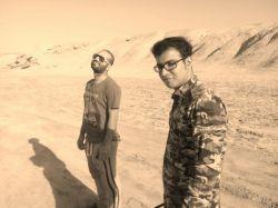 آقایان حسینی(سمت چپ) و امیری اسلام آباد