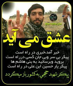 خبر آمد خبری در راه است#شهید_حججی