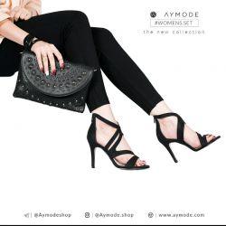 ست کیف و کفش مجلسی زنانه در فروشگاه اینترنتی آی مد #کفش_صندل_زنانه #کیف_دستی_مجلسی #آی_مد #پوشاک