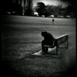 alone..
