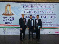 نمایشگاه بین المللی تاجیکستان، شهر دوشنبه، 27 الی 29 جولای 2017