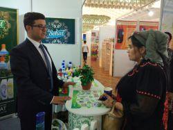 حضور مصرف کنندگان گرامی در غرفه صحت در نمایشگاه بین المللی تاجیکستان - 27 الی 29 جولای 2017