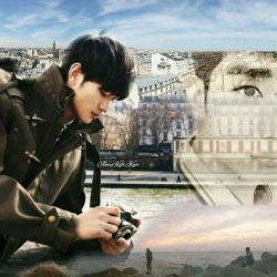 """In the Eyes of KimSooHyun"" the world is full of beauty"
