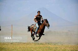 مسابقه اسب سواری  #ماکو #تندرست